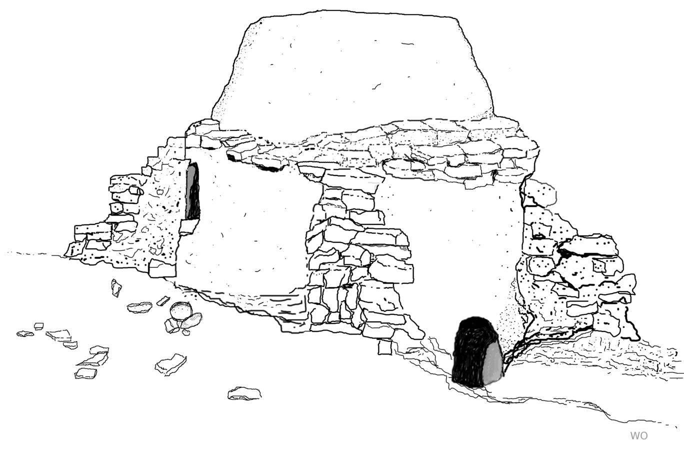 bewohner des antiken italien
